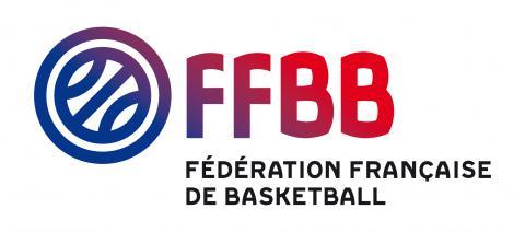 fédération française de basket , basketball , signalétique, sport , basket , coup d'envoi