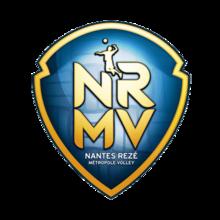 nantes rezé métropole volley , animation , mur digital , coup d'envoi , bpi france , volleyball , ligue nationale de volley